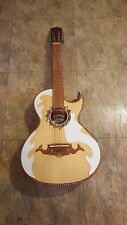 Guitarras De Parracho  Micas (Blancas) Bajo Quinto (Pickguards Only) White