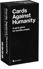 NEW Cards Against Humanity UK Edition Adult Game Version 2.0 600 card UK Seller