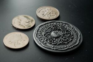 John Wick Gold Coins. Continental Hotel Coin. Blood oath marker. Judge coin