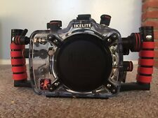 Ikelite 6809.1 Underwater Housing - for Nikon D90, barely used