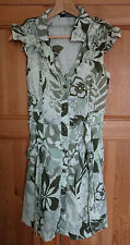 Jane Norman Dress Button Up Size 10