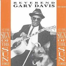 At the Sign of the Sun by Rev. Gary Davis (CD, Sep-1994, Gospel Heritage (UK))