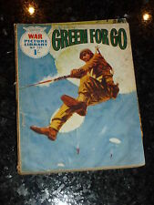 WAR PICTURE LIBRARY - No 497 - Date 1969 - UK Picture Comic Storybook