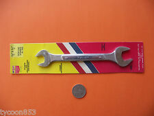 """SPANNER OPEN END WRENCH 5/8"""" x 3/4"""" MADE IN JAPAN QUALITY FULLER PRO"""