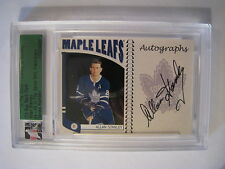 Stanley History of Hockey In The Game NHL FRANCHISES AUTOGRAPH BUY BACK   /2