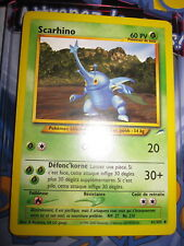 POKEMON (◕‿◕✿) SCARHINO 41/105 NEO DESTINY FRANCAIS MINT UNCO EDITION ILLIMITE