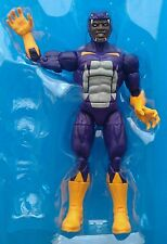 """Marvel Legends Captain America 6"""" Cottonmouth Red Onslaught BAF New Loose Mint"""