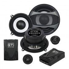 Crunch GTi-5.2C 13 cm Komponenten-System 160 Watt Crunch GTi5.2C Lautsprecher