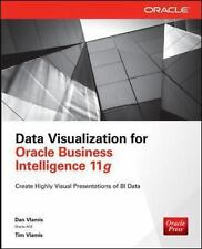 Data Visualization for Oracle Business Intelligence 11g, Vlamis, Tim, Vlamis, Da
