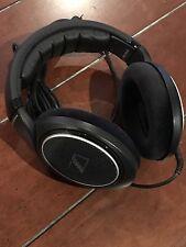 Sennheiser HD598SE Open-Back Audiophile Headphones [Black]