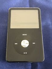 Apple iPod 5th Generation black 30 GB Model A1136, good working condition