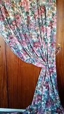 Ashley Wilde Floral Curtains & Pelmets