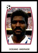 Panini Futbol 92-93 (España) Oceano Andrade no. 118