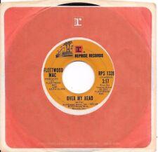 FLEETWOOD MAC * 45 * Over My Head * 1975 * USA ORIGINAL * VG++ VINYL Pressing