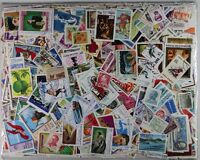 WORLDWIDE FANTASTIC COLLECTION made up of 2000 different stamps (lot #DP)