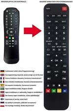 Ersatz Fernbedienung für TELESYSTEM TS9000TIVU