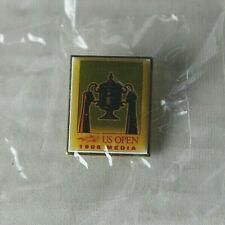 U.S. Tennis Open press pin.  1996. Rare. Vintage.