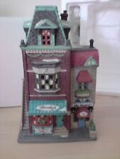 Dept 56 Christmas In The City Dorothy's Dress Shop Hand Numbered Le