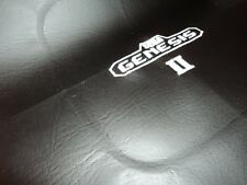 Sega Genesis II/Custom Made Dust Cover/Nice way to protect this console