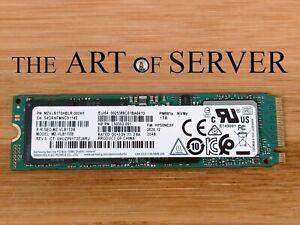 Samsung 1TB PM981A M.2 PCIe NVMe Gen3 x4 SSD MZVLB1T0HBLR