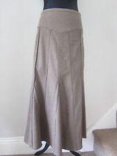 Per Una Cotton Blend No Pattern Regular Skirts for Women