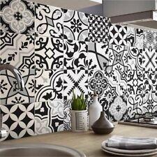 PS00153 Adesivi murali in pvc per piastrelle per bagno e cucina Stickers design