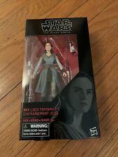 Hasbro Star Wars The Black Series Rey (Jedi Training) Action Figure