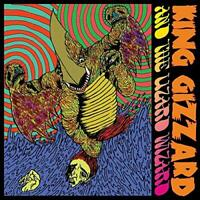 King Gizzard and The Lizard Wizard - Willoughby's Beach EP [VINYL]