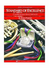 W21TP - Standard of Excellence Book 1 Trumpet - Book Only Free Shipping