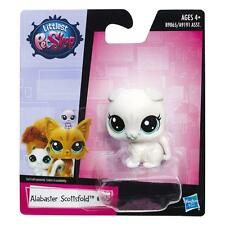 Littlest Pet Shop ALABASTER SCOTTSFOLD Kitty Cat #65 NEWEST RELEASE