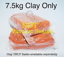 7.5kg Delft Petrobond Style Casting Clay Sand, Impression Foundry Oil Bonded