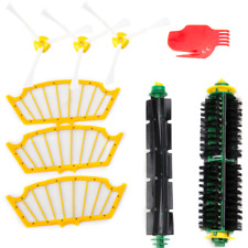 Vacuum Brush Cleaning Replacement Parts Kit For iRobot Roomba 500 530 550 Series
