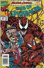 Web of Spider-Man 101 - Marvel Comics - Maximum Carnage Pt.2 VF