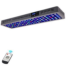 Viparspectra Timer Control 300W Led Dimmable Aquarium Light for Coral Reef Tank