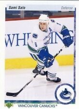 10-11 Upper Deck 20th Anniversary Sami Salo #13