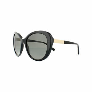 Giorgio Armani Sunglasses AR8064 501711 56MM Black Frame Grey Lens Gradient