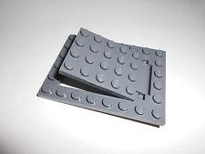 Lego (30041/30042) Falltür 6x8, in dunkelgrau aus 3828 7671 8038 4756