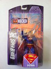 DC Universe Classics Super Heroes SUPERMAN Figure with Comic Book (DCU)