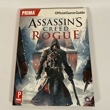 Assassins Creed Rogue Official Strategy Game Guide Walkthrough by Prima