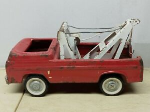 Vtg 1960s FORD American Gas Tow truck wrecker Parts/Restore