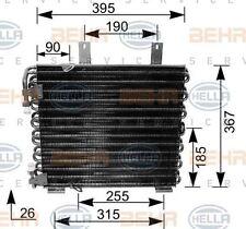8FC 351 035-621 HELLA Condenser  air conditioning