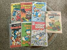 Disney's Donald Duck and Scrooge Comics 1 Gladstone