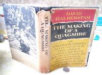 THE MAKING Of A QUAGMIRE,1965,David Halberstam