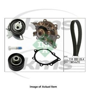 New Genuine INA Water Pump And Timing Belt Set 530 0691 30 Top German Quality