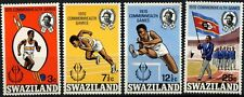 Swaziland 1970 SG#180-183 Commonwealth Games , Sports MNH Set #D58676