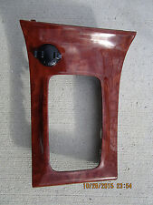 03 - 08 TOYOTA COROLLA LE S XRS CENTER CONSOLE SHIFTER BEZEL TRIM POWER OUTLET