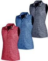 Under Armour Ladies Sleeveless Zinger Polo Golf Shirt Women's New - Choose Color