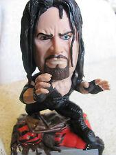 1998 Jakks Pacific Inc. -  Titan Sports 6 Inch Plastic Wrestling Undertaker