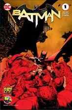 Batman 1 (New 52 2011 Series) Alamo City M&M Comics Variant Nm