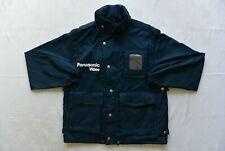 Vintage Panasonic Video 80's Cameraman Professional Jacket (IEV)